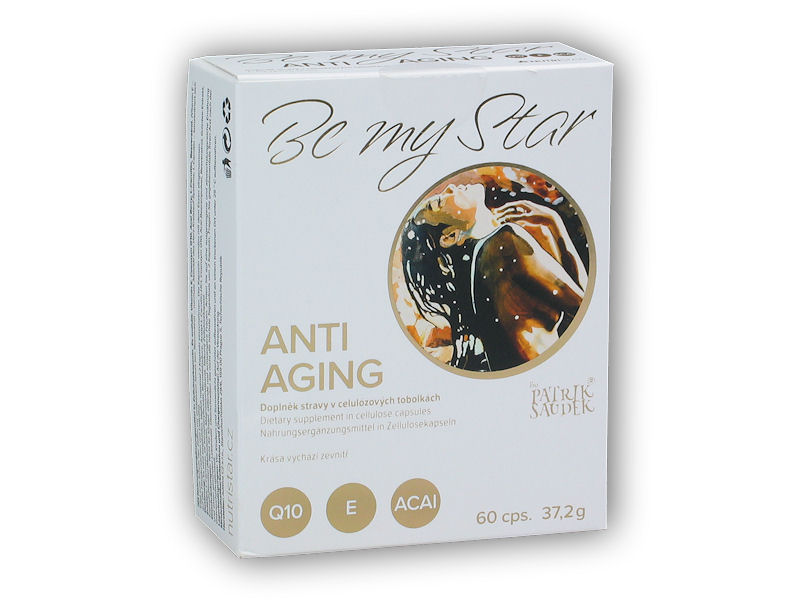 Be my Star Anti aging 60 kapslí