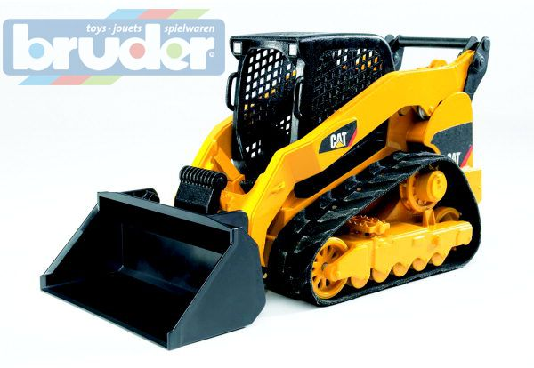 BRUDER 02136 (2136) Nakladač pásový CAT