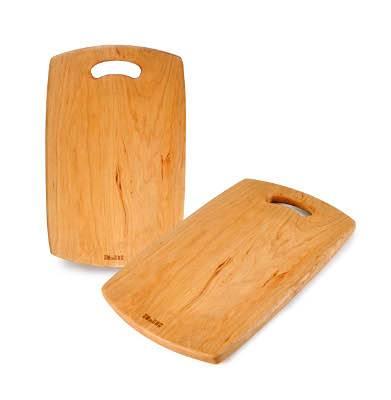Dřevěné prkénko na krájení 32x20x1,8cm