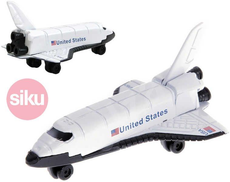 SIKU Raketoplán americký vesmírný Raketa KOV