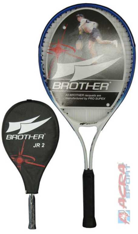 ACRA Dětská tenisová raketa 60 cm BROTHER