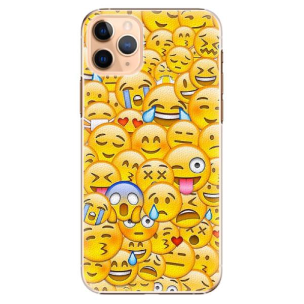 Plastové pouzdro iSaprio - Emoji - iPhone 11 Pro Max