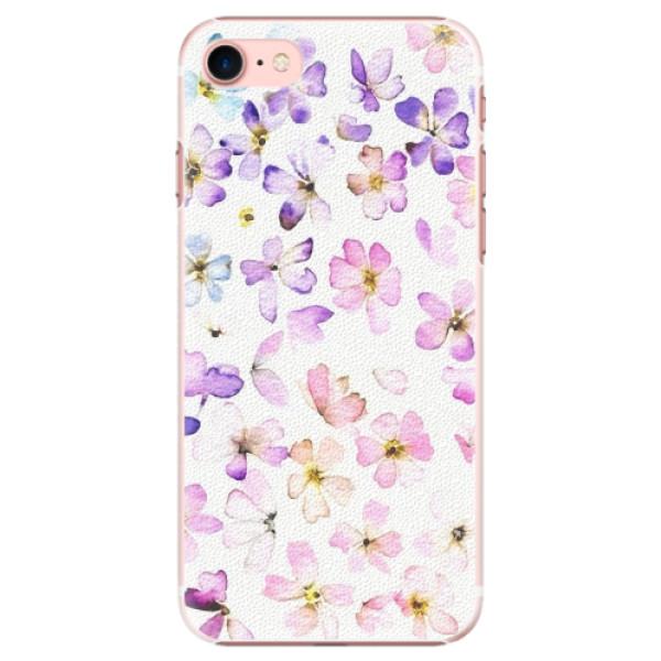 Plastové pouzdro iSaprio - Wildflowers - iPhone 7