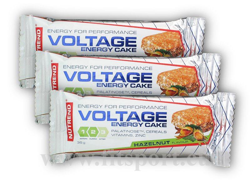 2x Voltage Energy Cake 65g + 1x - zdarma-kava