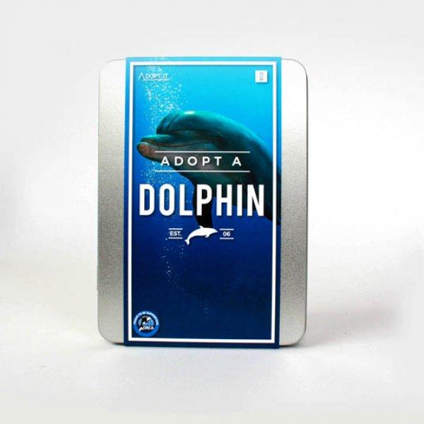 Časdárků adopce delfína na dálku