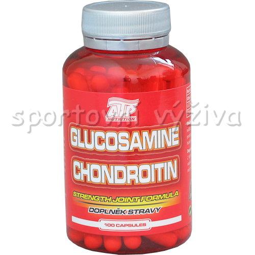 Glukosamin Chondroitin 100 kapslí