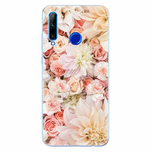 Silikonové pouzdro iSaprio - Flower Pattern 06 - Huawei Honor 20 Lite