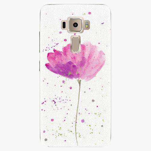 Plastový kryt iSaprio - Poppies - Asus ZenFone 3 ZE520KL