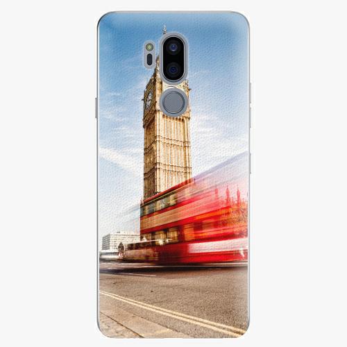 Plastový kryt iSaprio - London 01 - LG G7