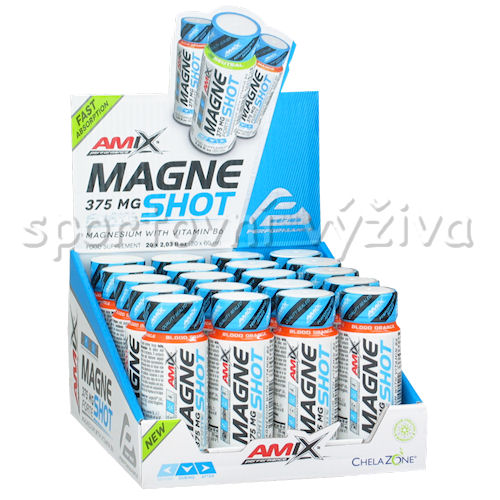 20x Magne Shot Forte 375mg