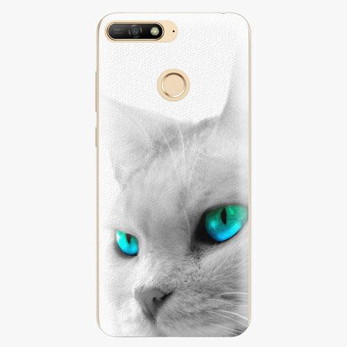 Plastový kryt iSaprio - Cats Eyes - Huawei Y6 Prime 2018