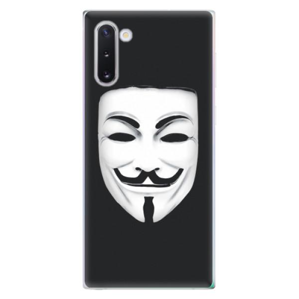 Odolné silikonové pouzdro iSaprio - Vendeta - Samsung Galaxy Note 10