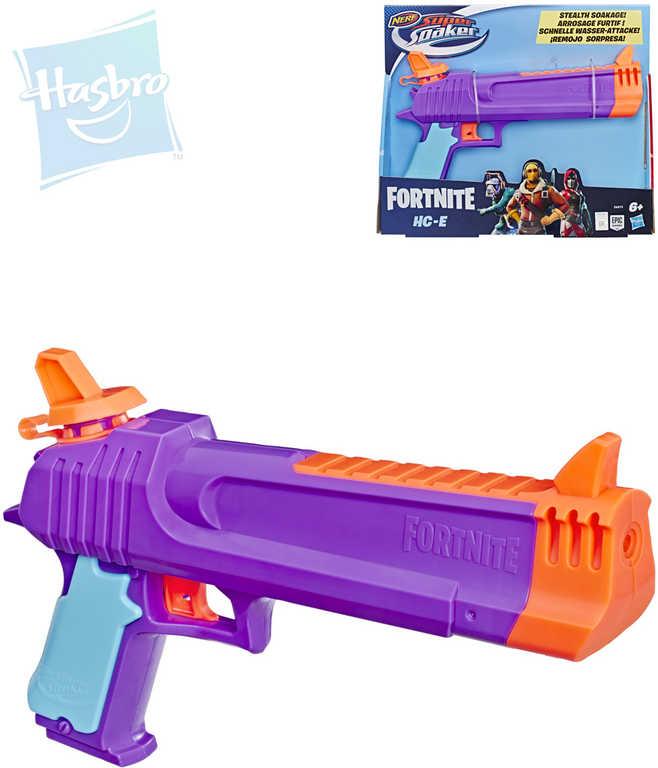 HASBRO NERF Blaster Fortnite SuperSoakeer HC-E 26cm vodní pistole