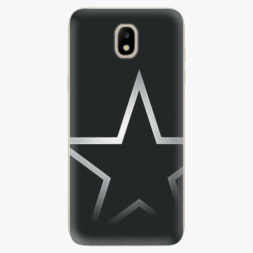 Silikonové pouzdro iSaprio - Star - Samsung Galaxy J5 2017