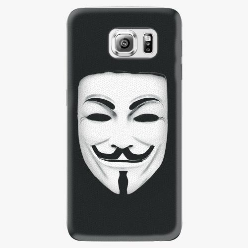 Plastový kryt iSaprio - Vendeta - Samsung Galaxy S6 Edge