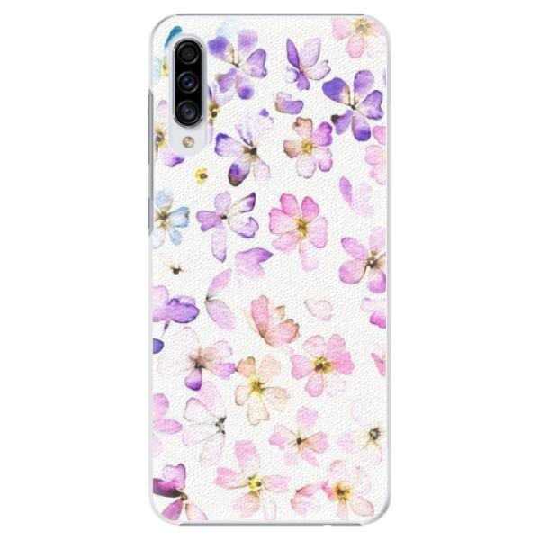 Plastové pouzdro iSaprio - Wildflowers - Samsung Galaxy A30s