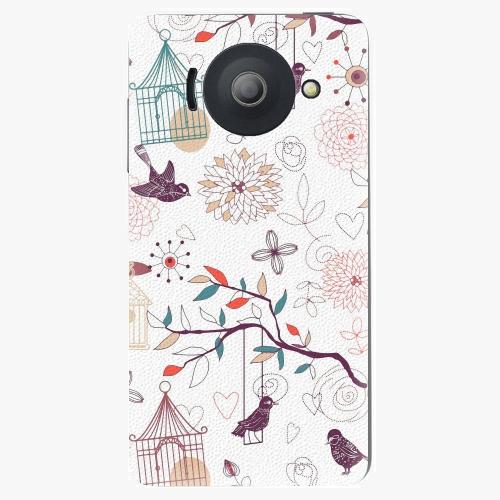Plastový kryt iSaprio - Birds - Huawei Ascend Y300