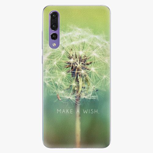 Plastový kryt iSaprio - Wish - Huawei P20 Pro