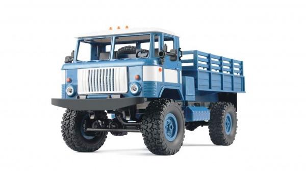 GAZ-66 4x4 1/16 - modrý