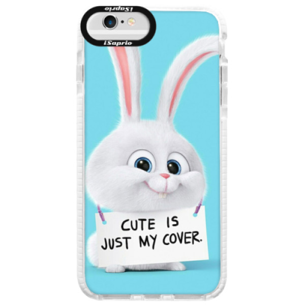Silikonové pouzdro Bumper iSaprio - My Cover - iPhone 6 Plus/6S Plus