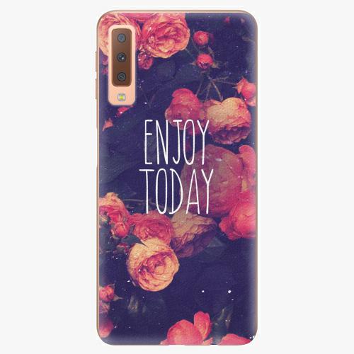 Plastový kryt iSaprio - Enjoy Today - Samsung Galaxy A7 (2018)