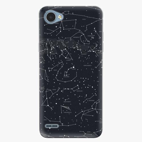 Plastový kryt iSaprio - Night Sky 01 - LG Q6