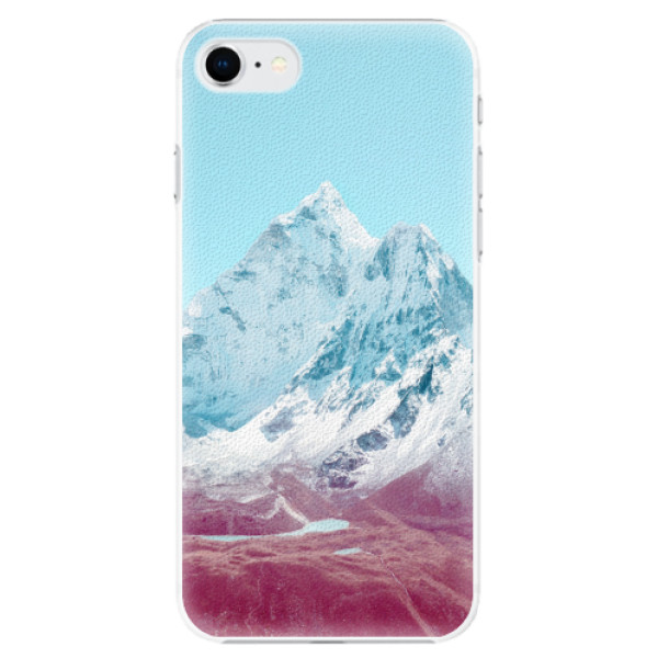 Plastové pouzdro iSaprio - Highest Mountains 01 - iPhone SE 2020
