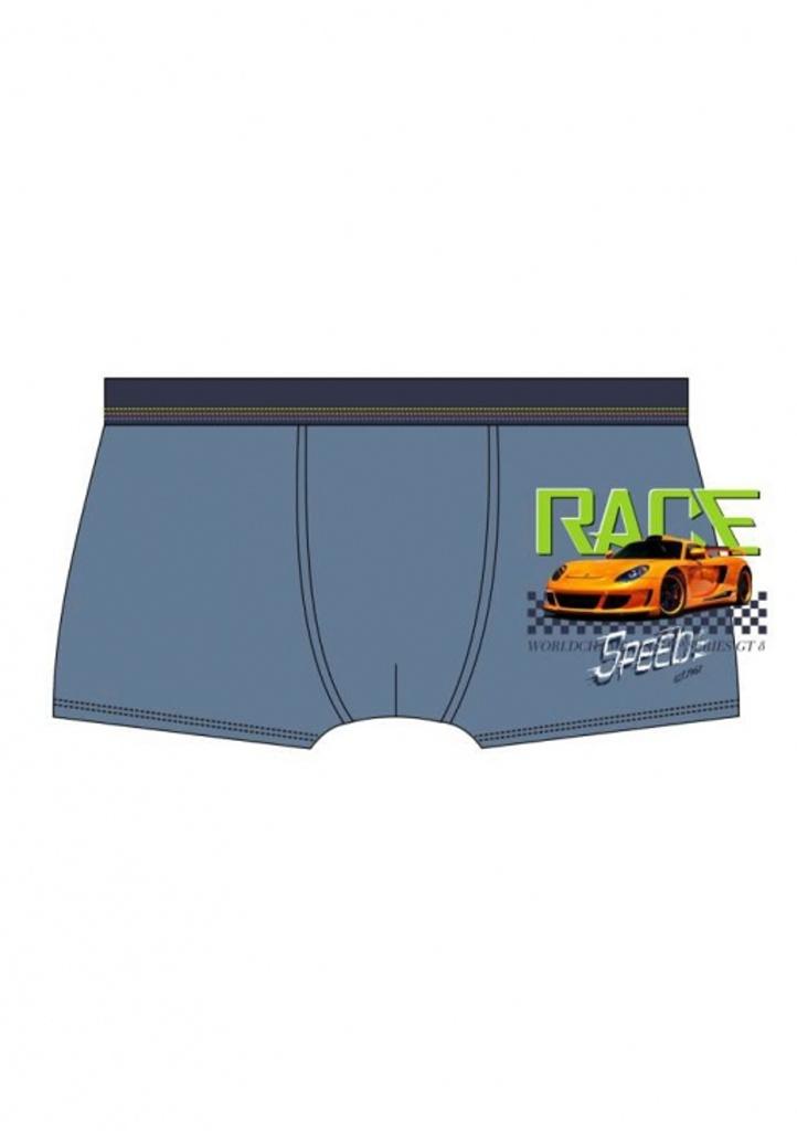 Chlapecké boxerky Cornette 700/51 - 122/128/Modrá