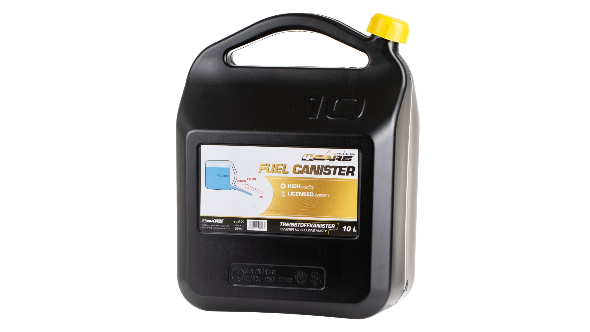 4CARS Premium line - Kanistr PHM 10L