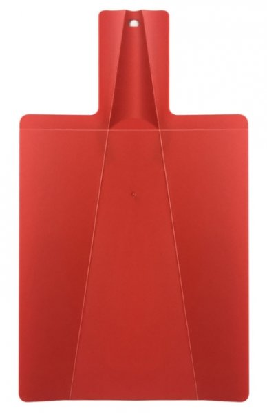 Prkénko s lopatkou 2v1 - Červená