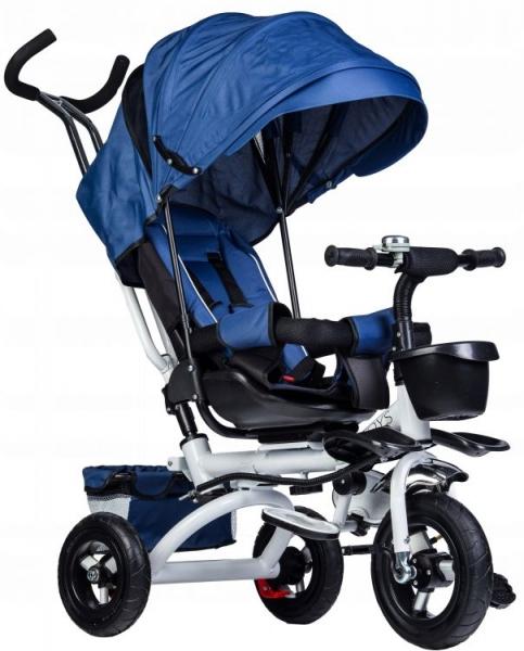 eco-toys-detska-trikolka-lux-s-vodici-tyci-modra