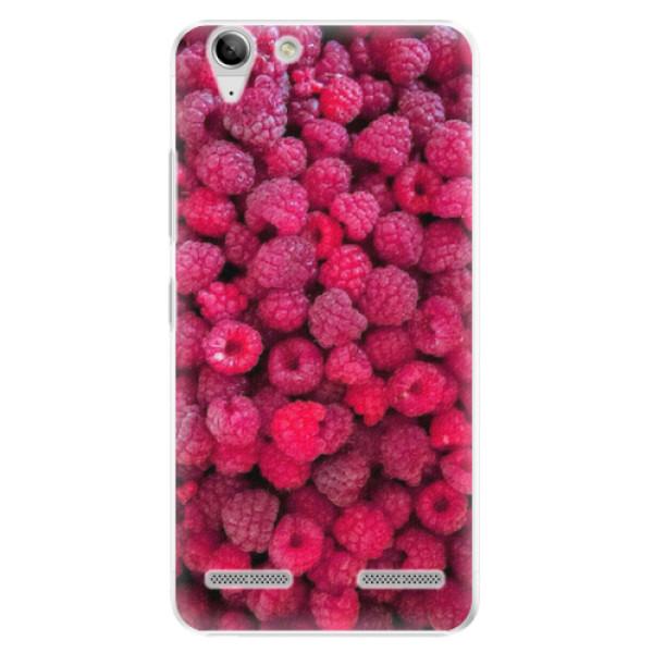 Plastové pouzdro iSaprio - Raspberry - Lenovo Vibe K5