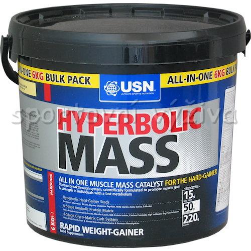 Hyperbolic Mass - 6000g-cokolada