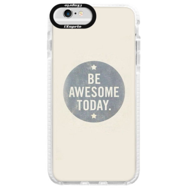 Silikonové pouzdro Bumper iSaprio - Awesome 02 - iPhone 6/6S