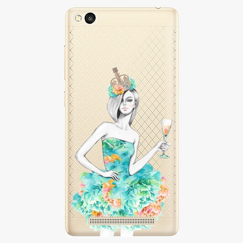 Plastový kryt iSaprio - Queen of Parties - Xiaomi Redmi 3