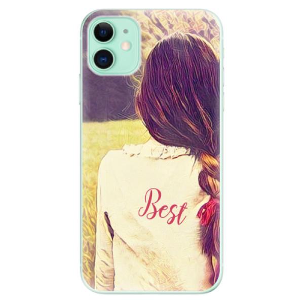 Odolné silikonové pouzdro iSaprio - BF Best - iPhone 11