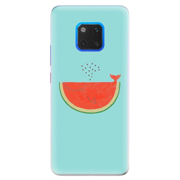 Silikonové pouzdro iSaprio - Melon - Huawei Mate 20 Pro