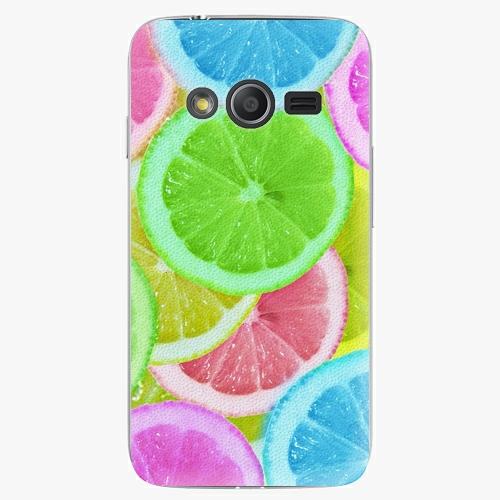 Plastový kryt iSaprio - Lemon 02 - Samsung Galaxy Trend 2 Lite