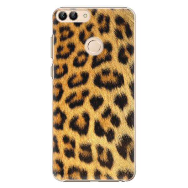 Plastové pouzdro iSaprio - Jaguar Skin - Huawei P Smart