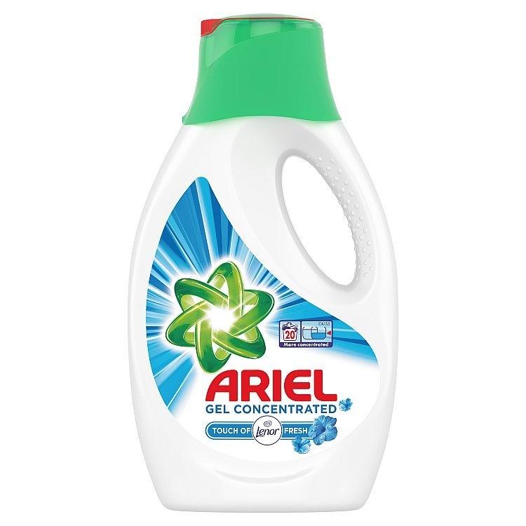 Ariel Touch Of Lenor Fresh tekutý prostředek, 20 praní 1,1 l