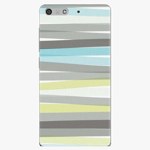 Plastový kryt iSaprio - Stripes - Huawei Ascend P7 Mini