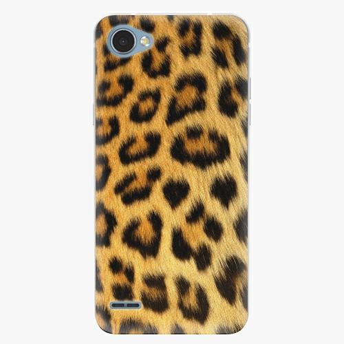 Plastový kryt iSaprio - Jaguar Skin - LG Q6