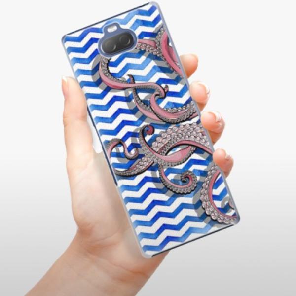 Plastové pouzdro iSaprio - Octopus - Sony Xperia 10
