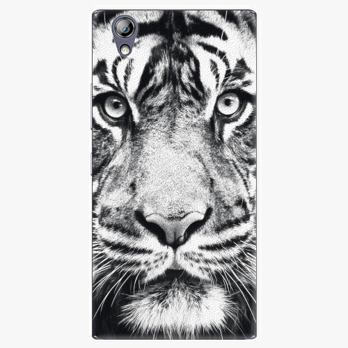 Plastový kryt iSaprio - Tiger Face - Lenovo P70
