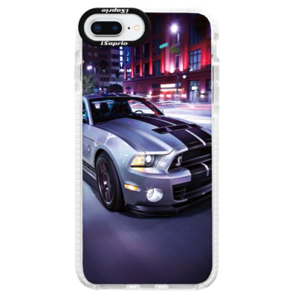 Silikonové pouzdro Bumper iSaprio - Mustang - iPhone 8 Plus