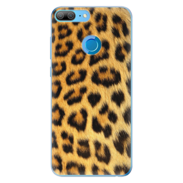 Odolné silikonové pouzdro iSaprio - Jaguar Skin - Huawei Honor 9 Lite
