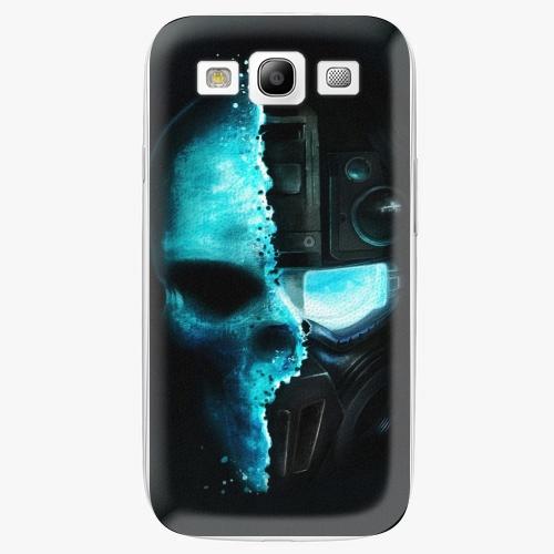 Plastový kryt iSaprio - Roboskull - Samsung Galaxy S3