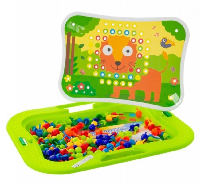 Tulimi tvořivá hra Mozaika - zelená