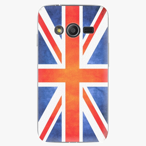 Plastový kryt iSaprio - UK Flag - Samsung Galaxy Trend 2 Lite