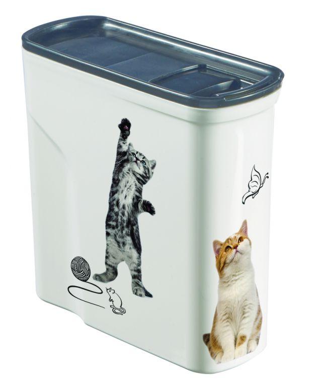 Kontejner na granule - 2L - kočka